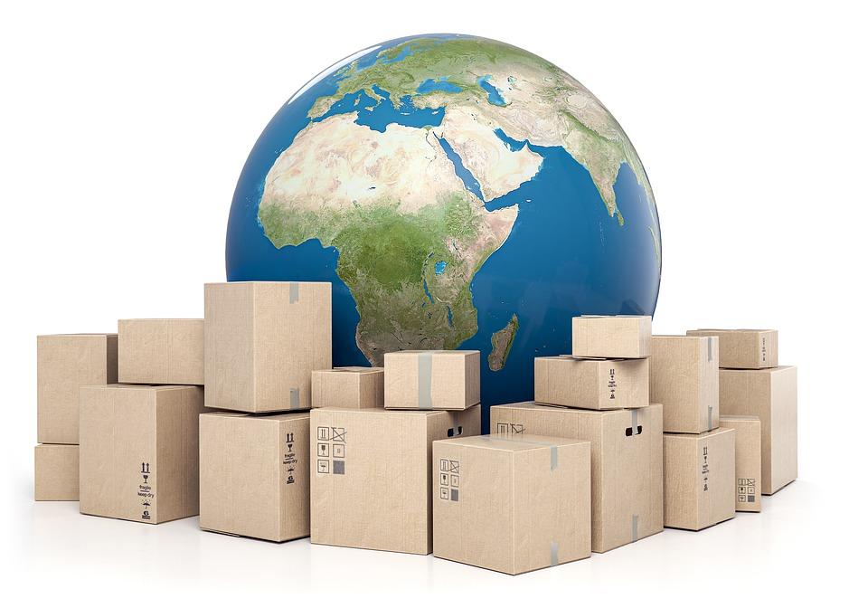 globální stěhování