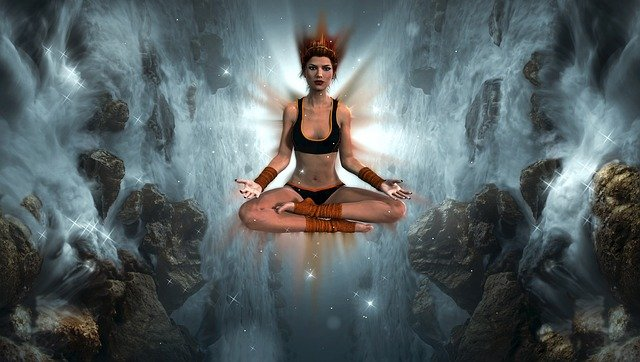 fantasy meditace