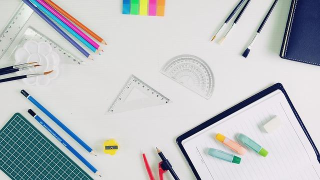 psací potřeby