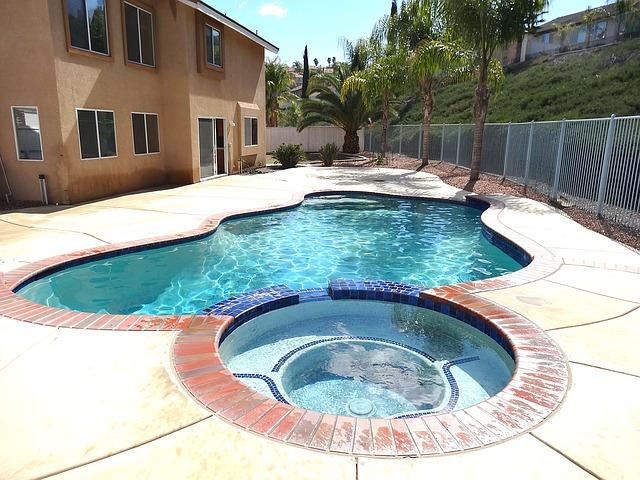 kulatý bazének