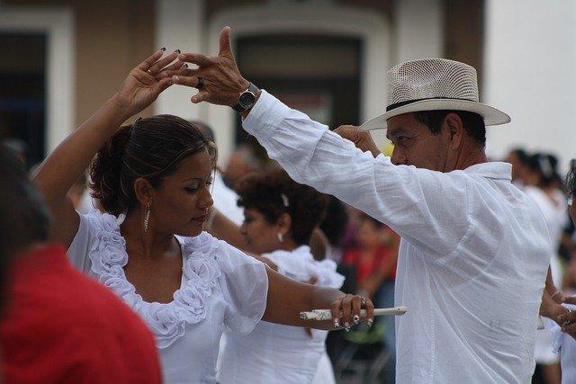 mexický tanec