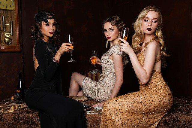 tři dámičky